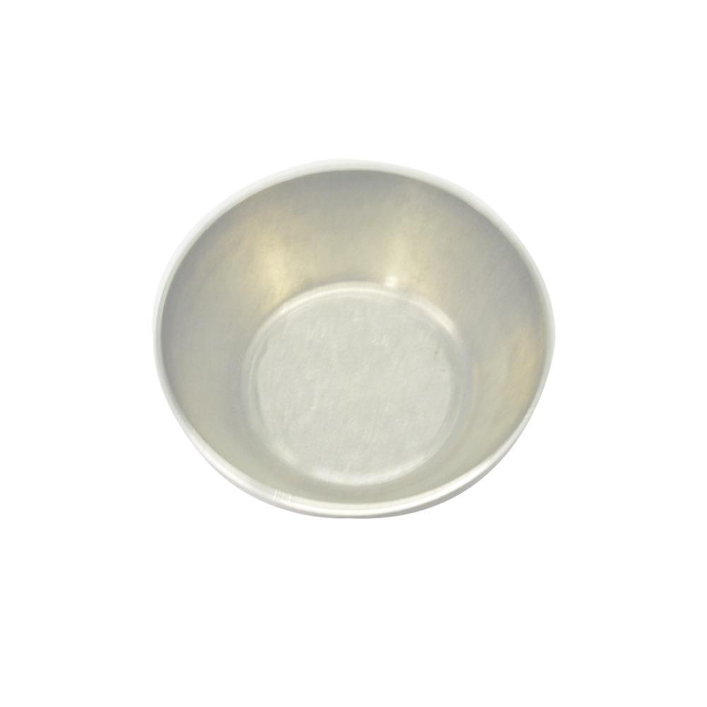 Forma de Empada Alumínio Lisa com Boca de 6,1 cm N3 Doupan 1222