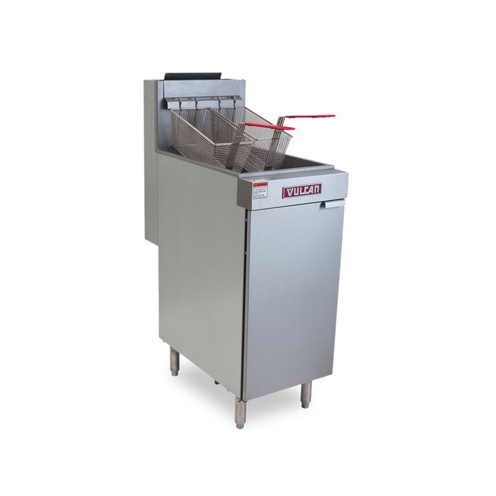 Fritadeira Industrial à Gás LG500 GN Hobart Vulcan