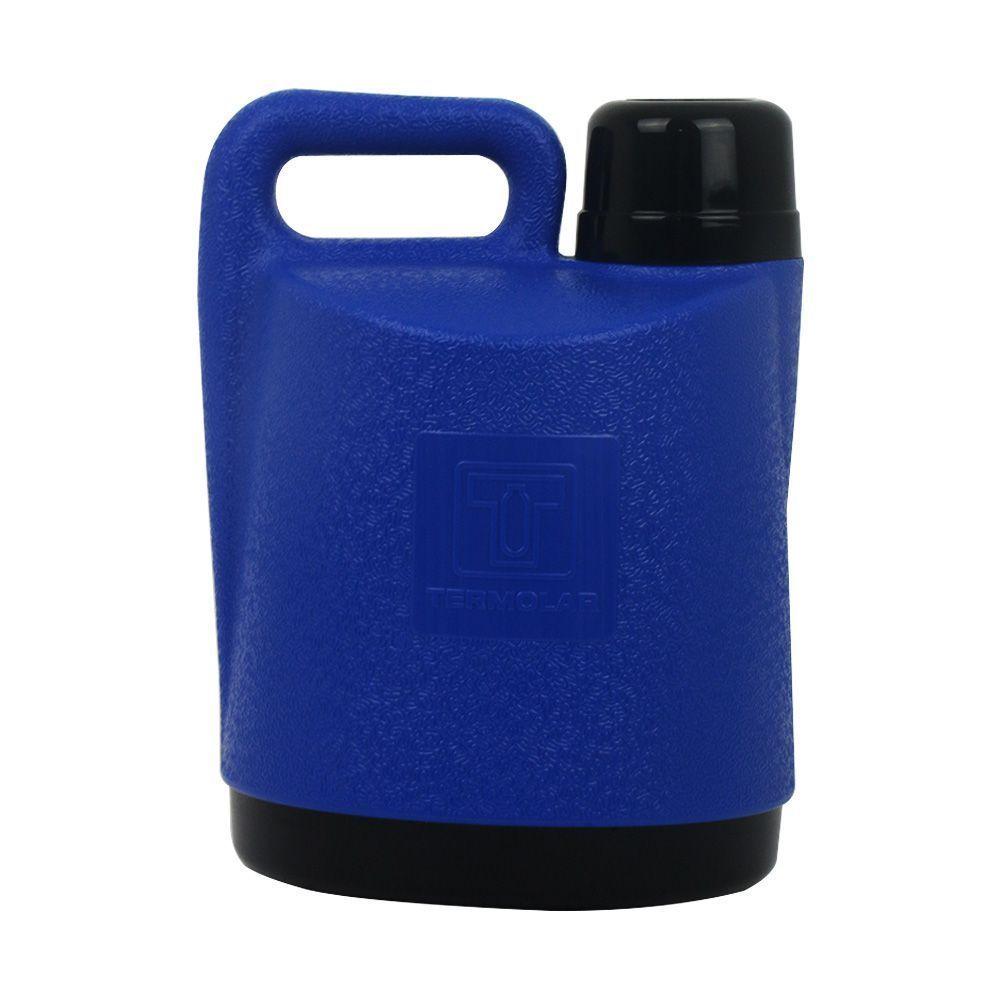 Garrafa Térmica 3 Litros Azul Termolar