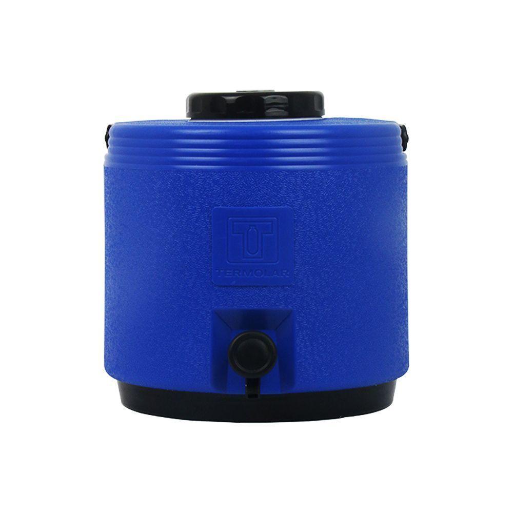 Garrafa Térmica 8 Litros Azul Termolar