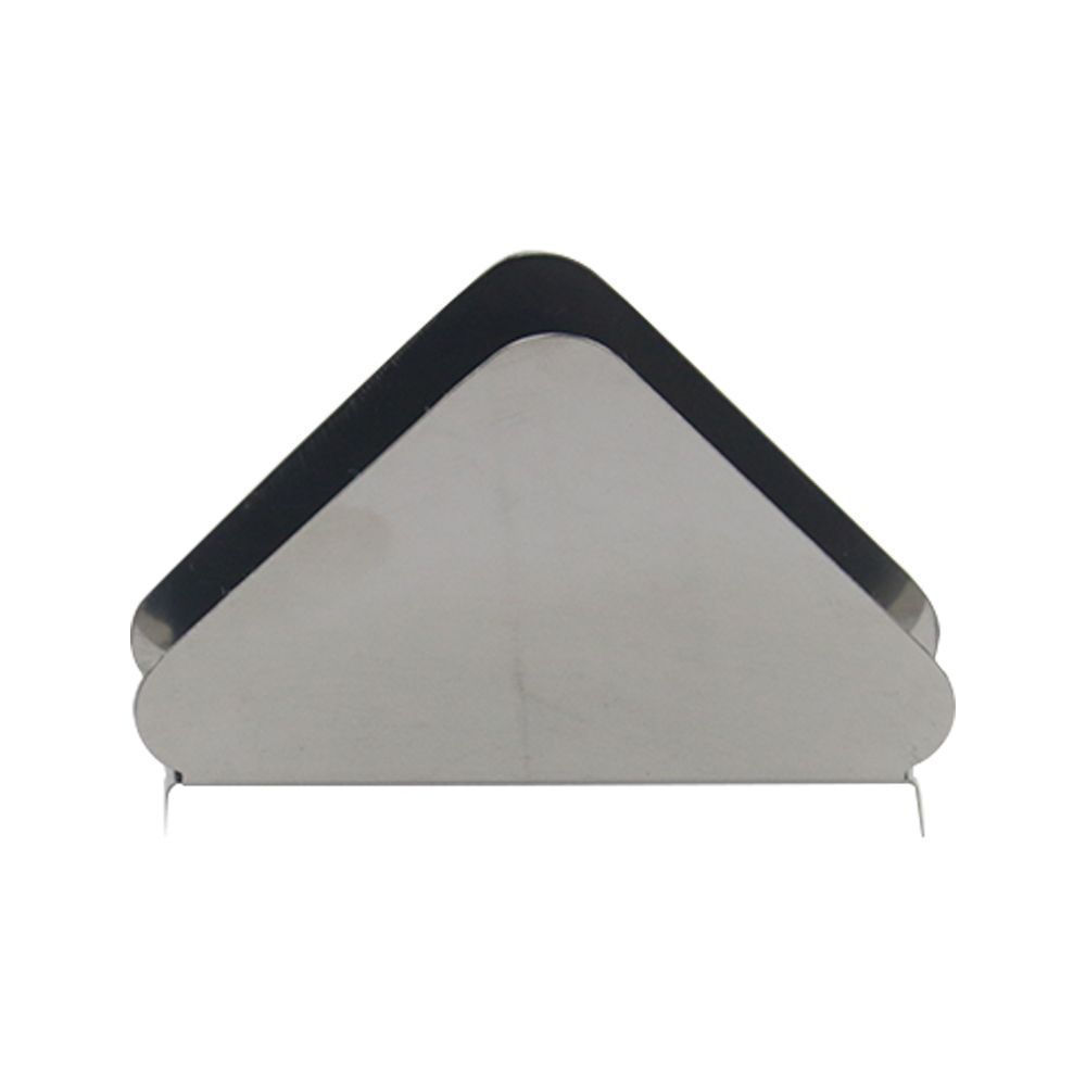 Porta Guardanapo de Mesa em Aço Inox Globo