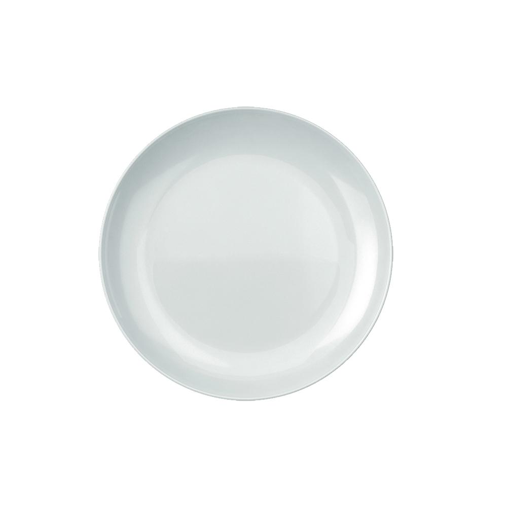 Prato de Sobremesa Duralex Blanc 19 cm Branco 12 pçs Nadir Figueiredo 5345