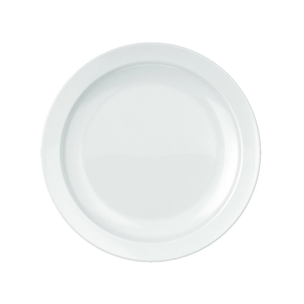 Prato de Sobremesa Duralex Gourmet 20 cm Branco 12 pçs Nadir Figueiredo 5348