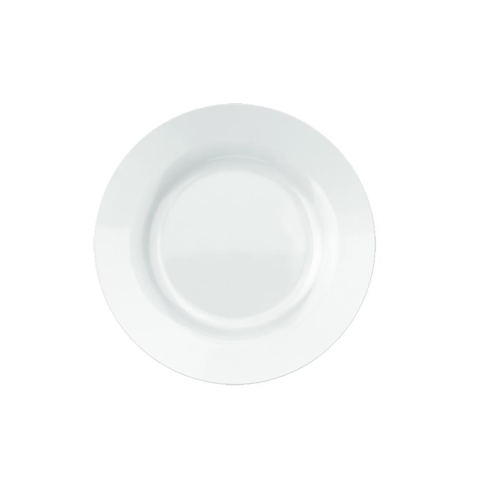 Prato de Sobremesa Menu 19 cm Branco 12 pçs Nadir Figueiredo 5343