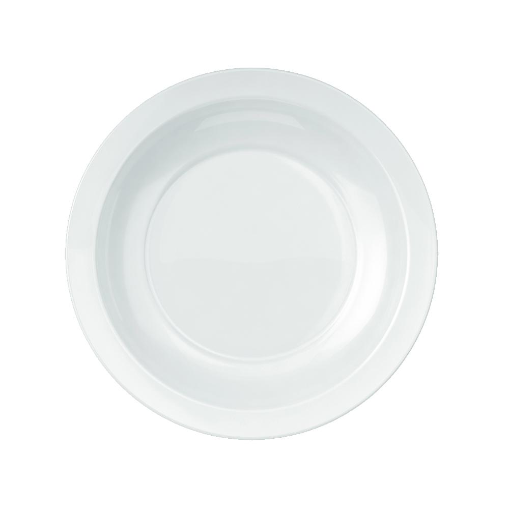 Prato Fundo Duralex Gourmet 23 cm Branco 12 pçs Nadir Figueiredo 5848
