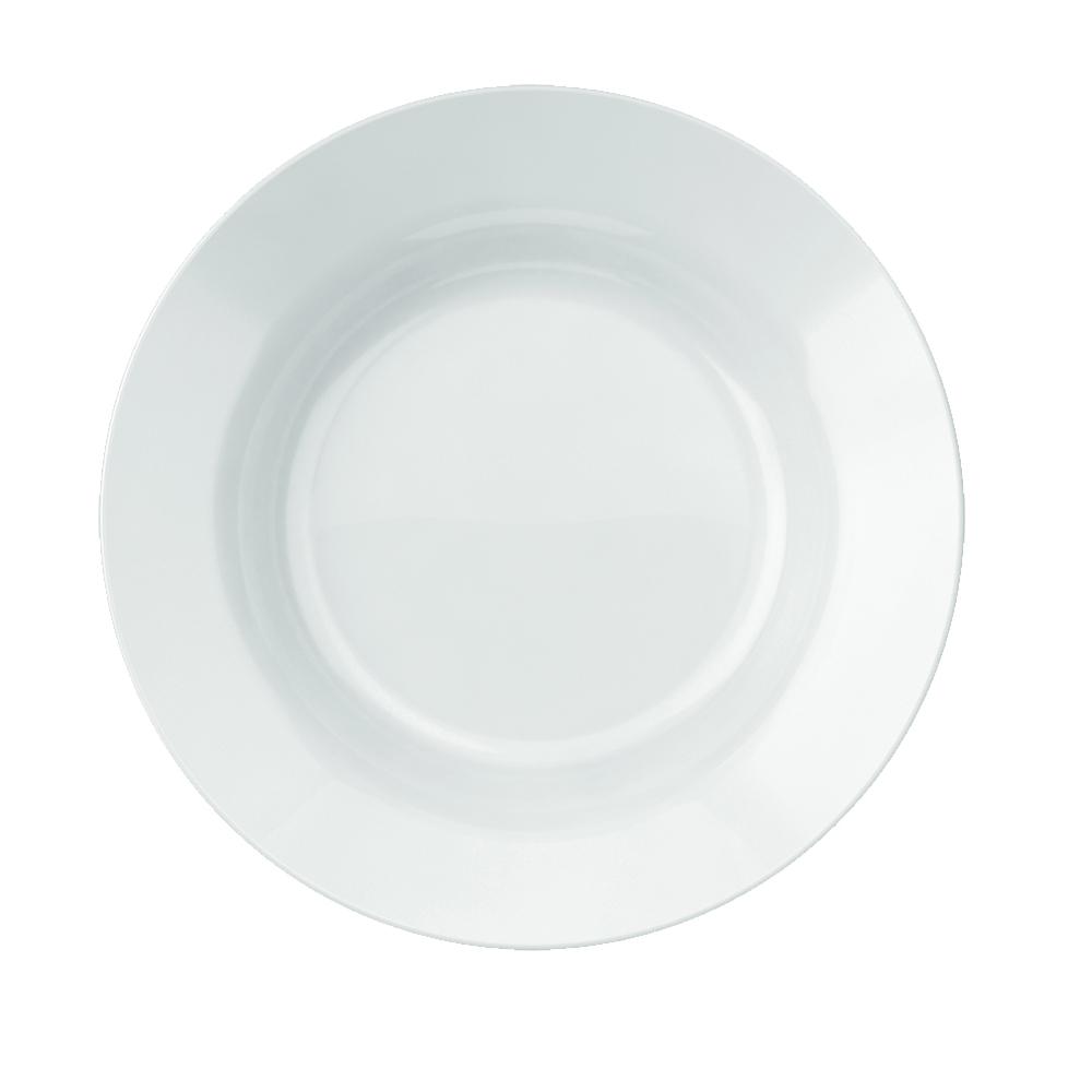 Prato Fundo Duralex Versi 23 cm Branco 12 pçs Nadir Figueiredo 5853