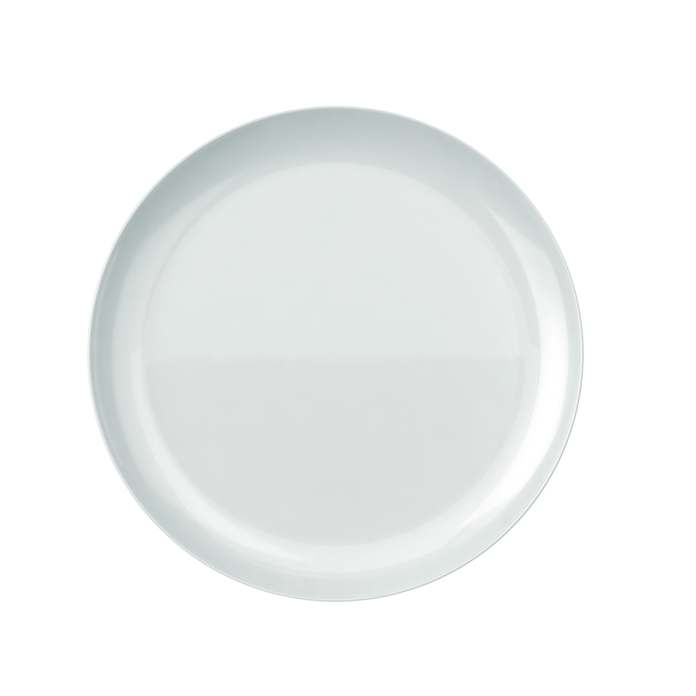 Prato Raso Duralex Blanc 27 cm Branco 12 pçs Nadir Figueiredo 5545