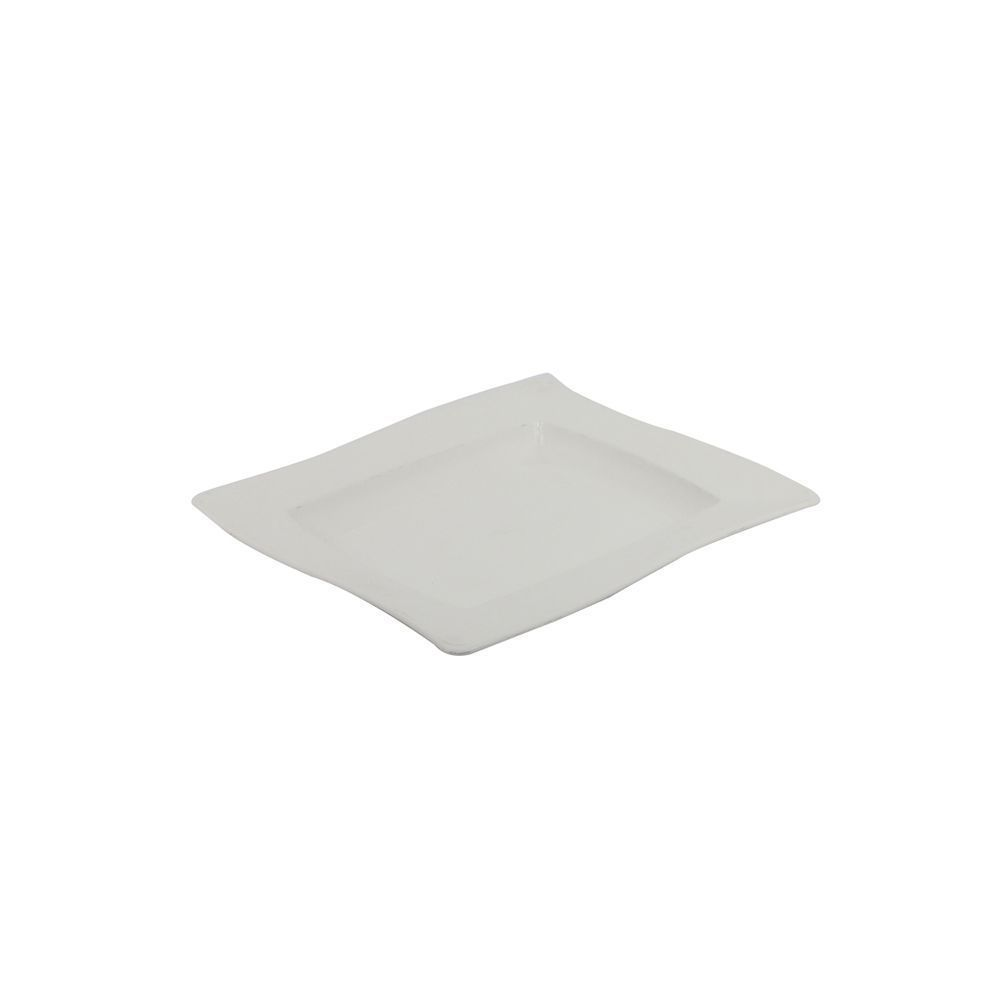 Saladeira 1 Litro Branca de Policarbonato Moove Vemplast