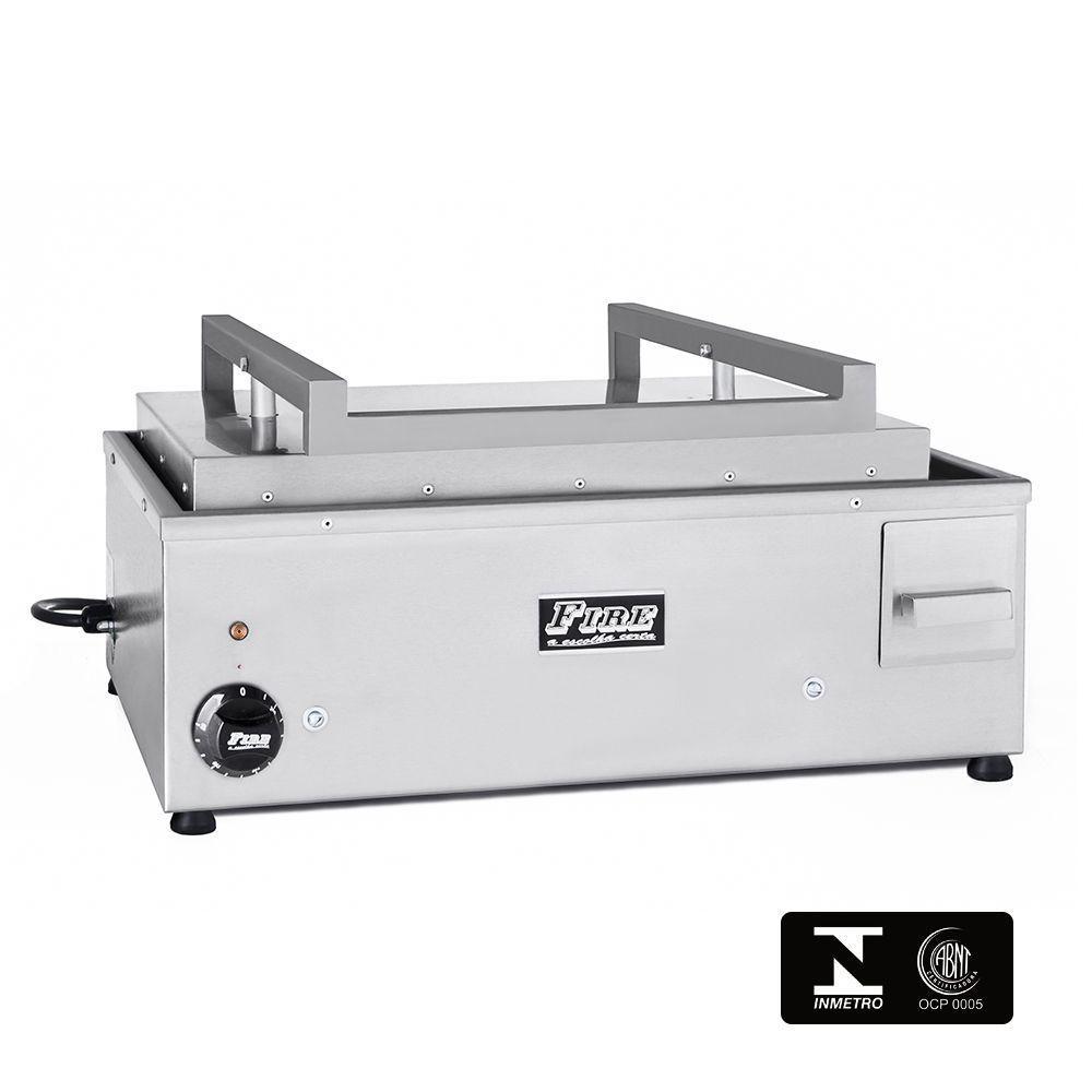 Sanduicheira Elétrica Industrial 50X40 220V 2400W Fire