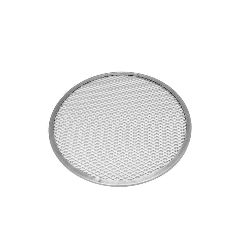 Tela Redonda para Pizza  25 cm Alumínio Doupan