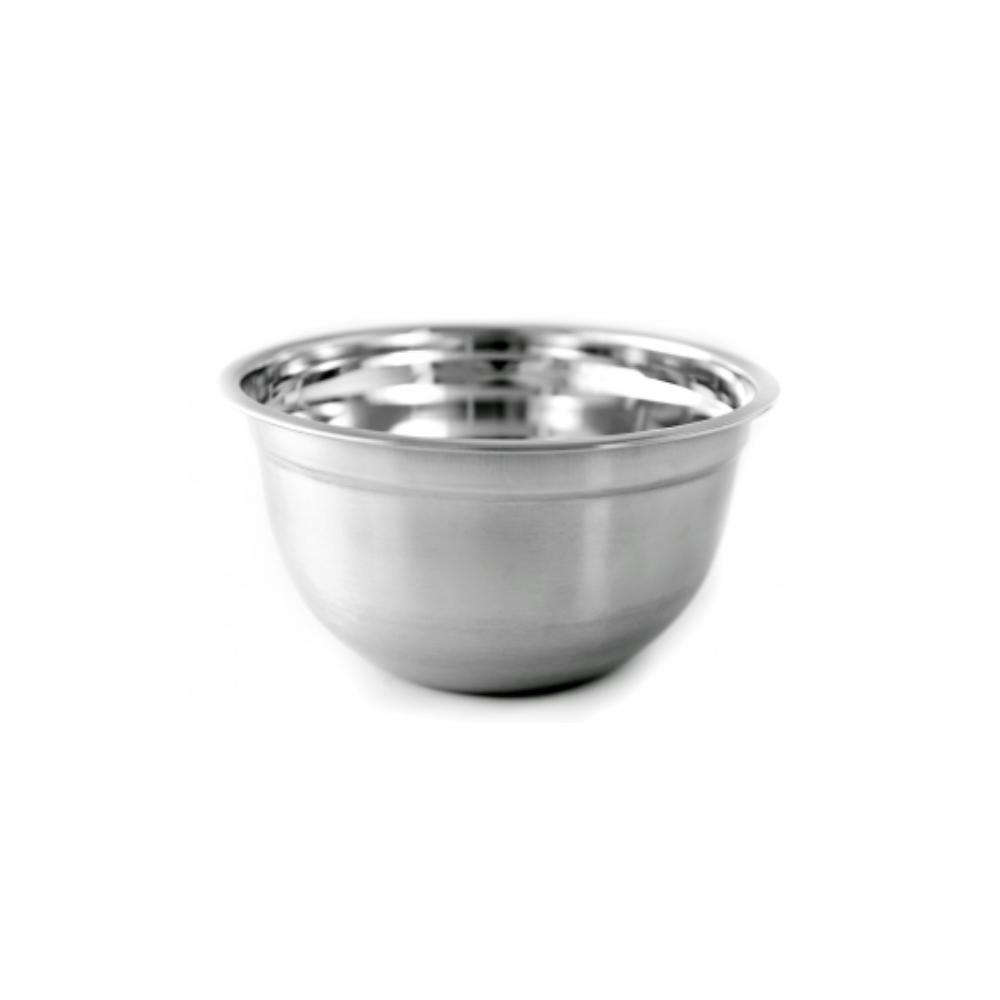 Tigela Bowl de Inox 5 lts de 30 cm GX0066 Marcamix