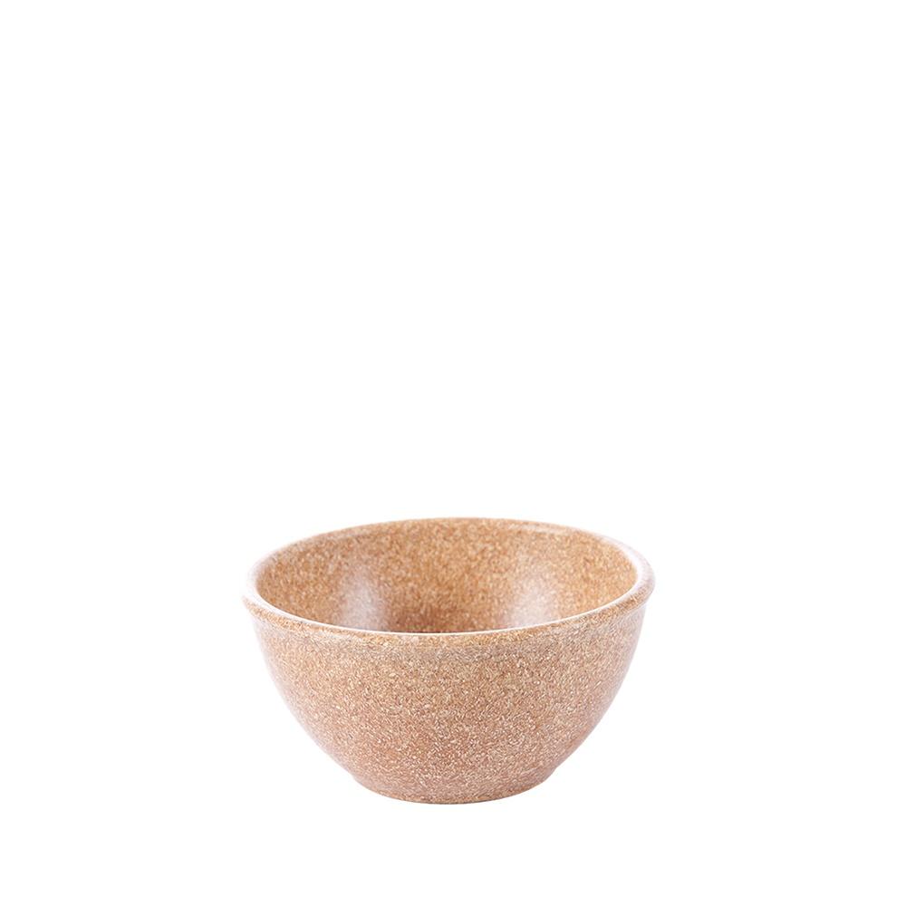 Tigela Cumbuca Bowl 300 ml Cerejeira WPC Produto Sustentável  - Evo
