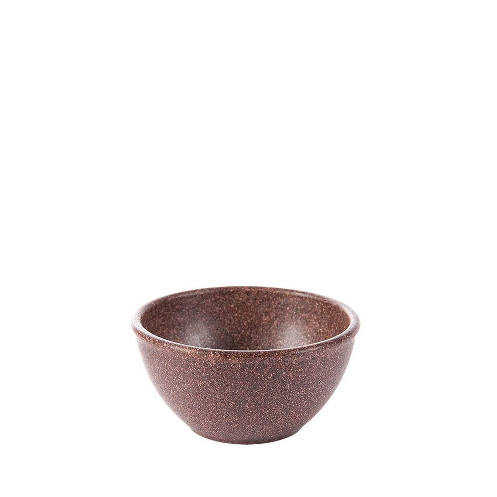 Tigela Cumbuca Bowl 300 ml Imbuia WPC Produto Sustentável  - Evo