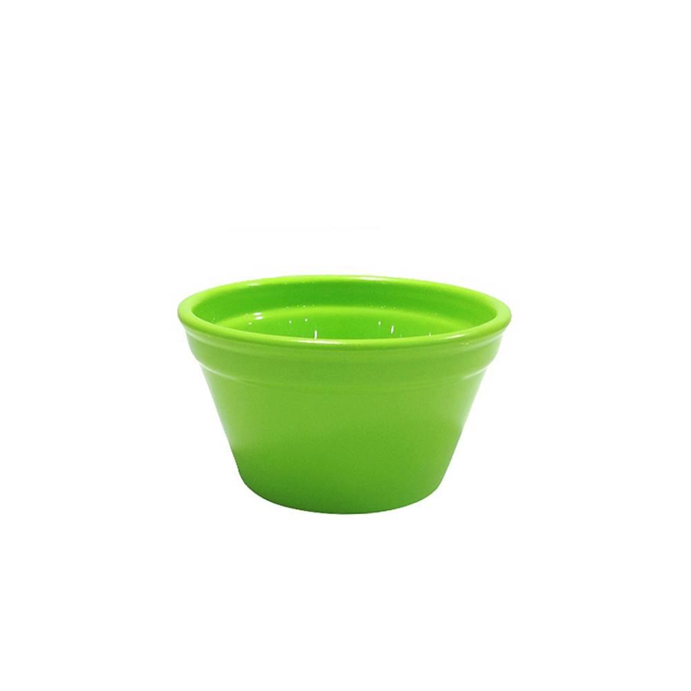 Ramequim Cheff 150 ml de Polipropileno Verde Vemplast