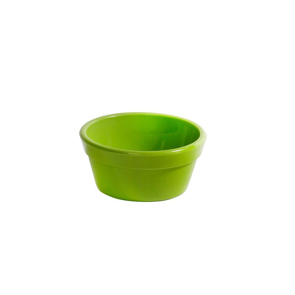 Ramequim Cheff 60 ml de Polipropileno Verde Vemplast