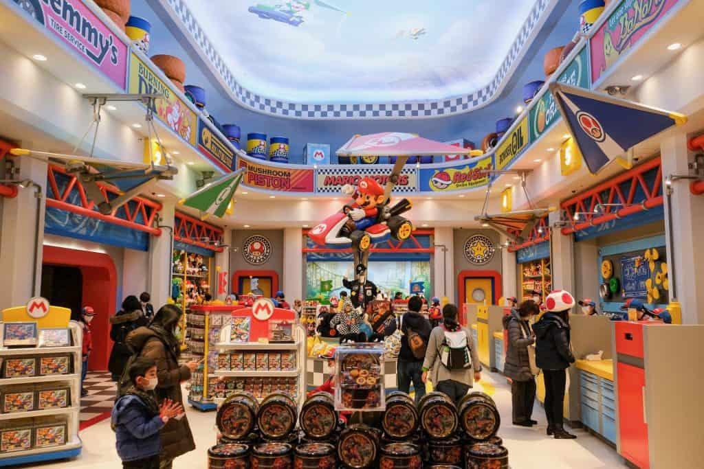 Mario Motors Store