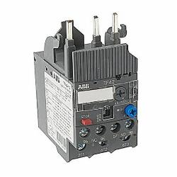 ABBTF42-10 THERMAL O/L RELAY 7.60-10.0A;ABB TF42-10 Thermal Overload Relay, 7.6 to 10 A, 1NO-1NC Contact