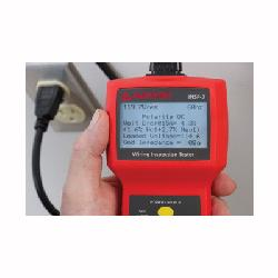 Amprobe® INSP-3 Wiring Inspector Circuit Tester, 95 to 120 VAC, CAT II 120 V, 0/10/15/20 A Load