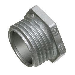 Arlington 510 Conduit Nipple, 4 in, For Use With Rigid and IMC Conduit, Die Cast Zinc