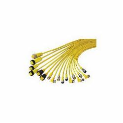 Banner Engineering MQDEC2-530 Euro Style Shielded Quick Disconnect Cable, 250 VAC/VDC, (5) 22 AWG High Flexible Stranded Conductor, 9 m L