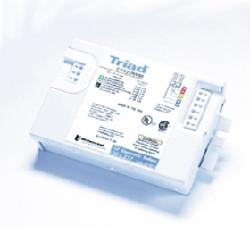 ULTC242UNVME001I CFL - ECF (2) CFM42W/GX24Q PS UNV DUAL EXIT WHITE CAN;Universal™ C242UNVME001I Electronic Ballast, CFL Lamp, 42 W Lamp, 120 to 277 VAC, Programmed, 0.98 Ballast Factor
