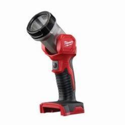 MIL2735-20 M18 LED WORKLIGHT;Milwaukee® 2735-20 M18™ Fixed Focus Rechargeable Cordless Work Light, LED Lamp, 18 VDC, REDLITHIUM™ Battery, Tool Only