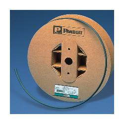 Panduit® Dry-Shrink™ HSTTV25-C Type HSTTV Standard Heat Shrink Tubing, 1/4 in ID Expanded, 1/8 in ID Recovered, 0.025 in THK Wall Recovered, 100 ft Reel L, Polyolefin, Black