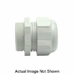 Remke Dome Cap™ RD13NA-BK Non-Metallic Cable Gland, 1/2 in Thread, 0.23 to 0.47 in Cable, Polyamide