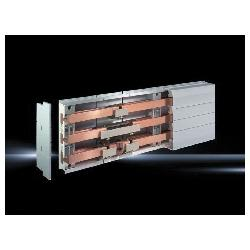 RIT3529000 BUSBAR ECU 1600A 1095MM (PK OF 3);Rittal 3529000 PLS Special Grounding Busbar, 43 in L x 47 in W, 600 VAC, Electro Copper