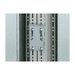 Rittal 8800500 Quick-Fit Baying Connector, For Use With TS 8 Series Enclosure, Carbon Steel
