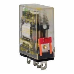 SQD8501RSD41V53 RELAY 240VAC 12AMP TYPE R +OPTIONS;Square D™ 8501RSD41V53 Miniature Standard General Purpose Relay, 15 A, 5 Pins, SPDT Contact Form, 24 VDC Coil