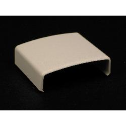 Wiremold® 2306-WH 1-Channel Non-Metallic Cover Clip, For Use With 2300BAC 600 VAC Raceway, PVC, Textured