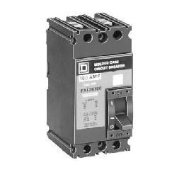 SQUARE D FAL24100 CIRCUIT BREAKER 100 A 2P 480VAC//250VDC THERMAL MAGNETIC