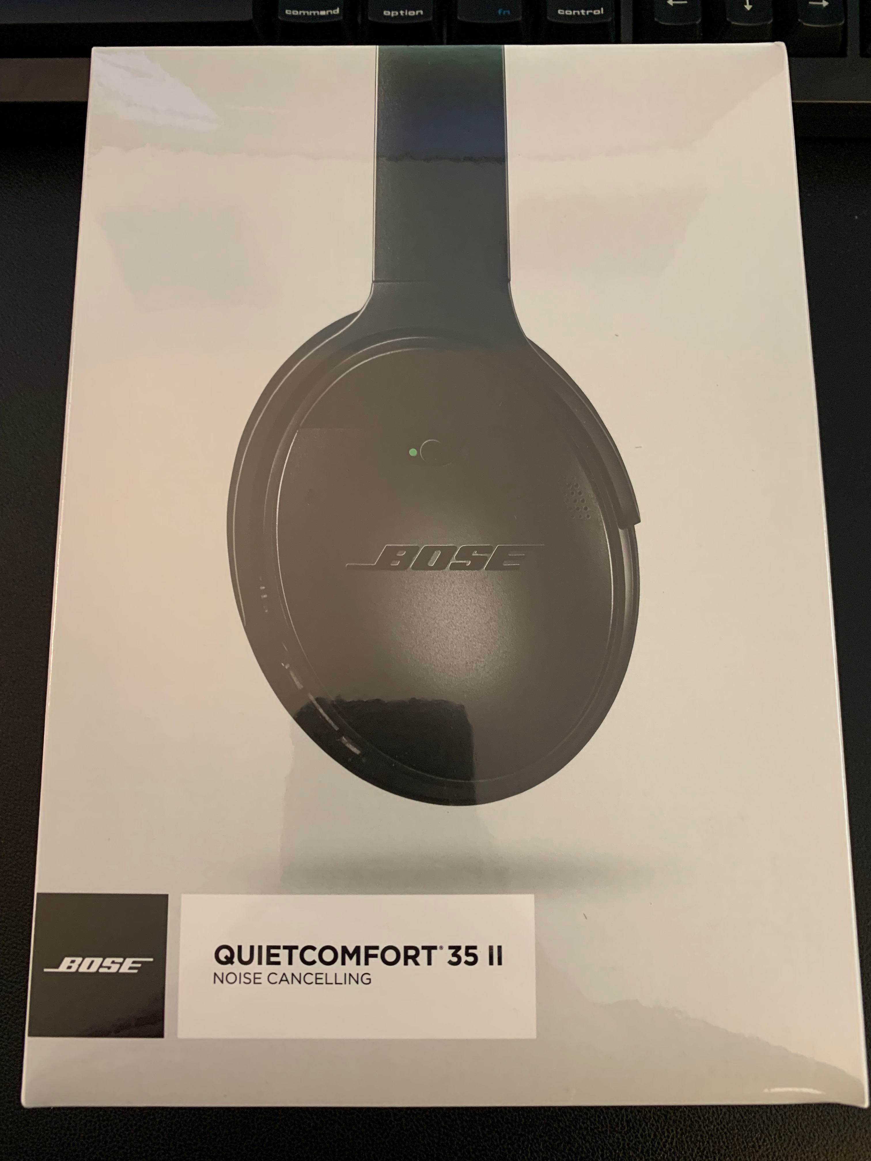Unopened Box of Bose QC35 II