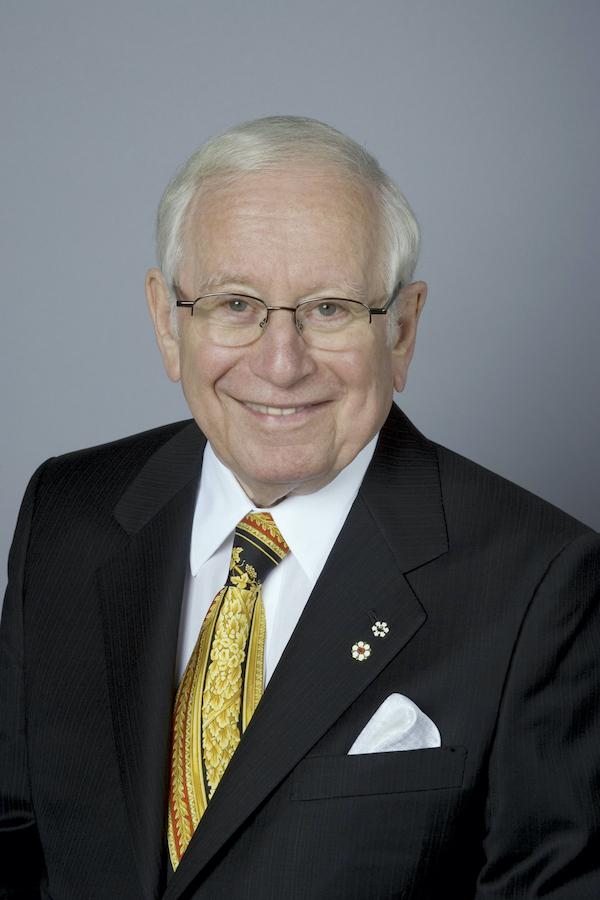 Headshot of Joe Segal, JDRF donor