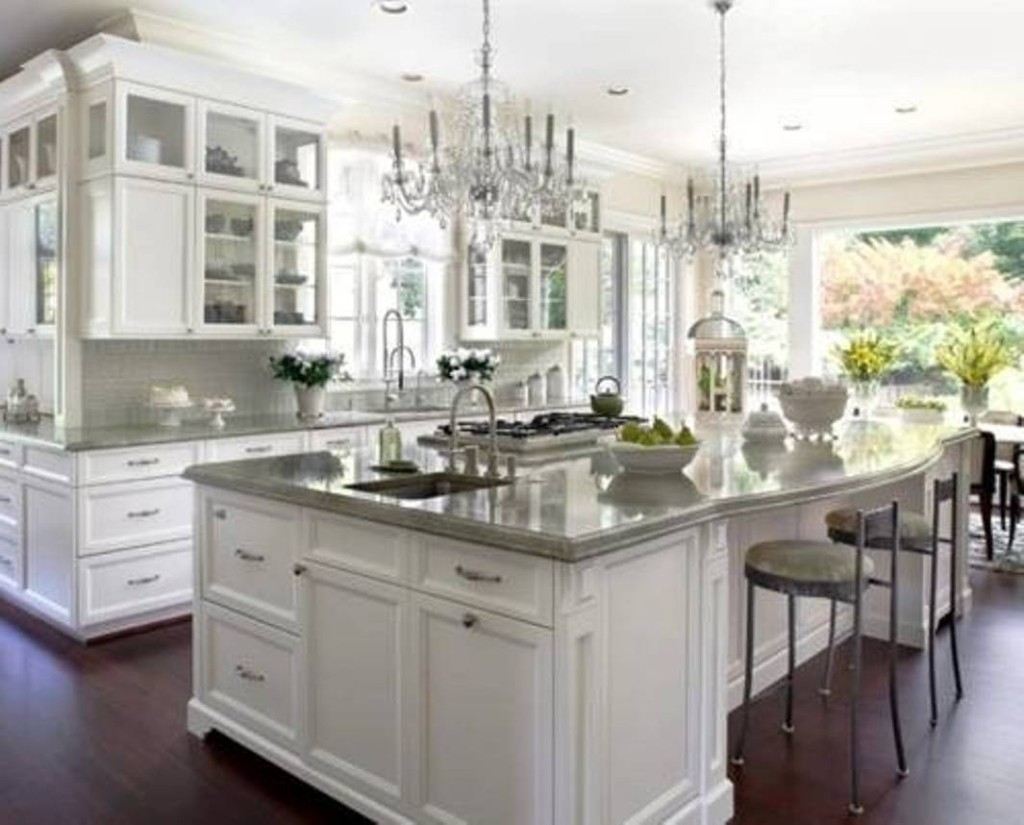 Accent Color For Gray Kitchen Cabinets