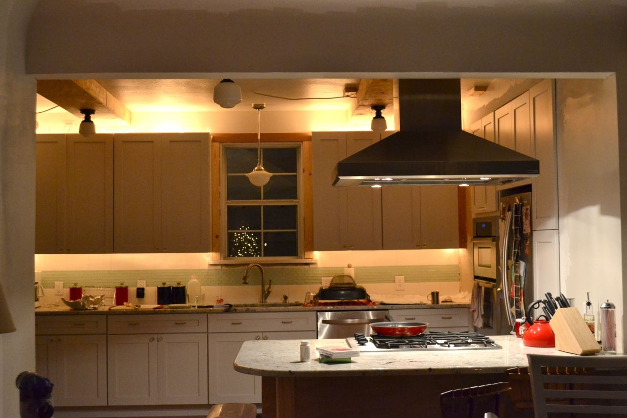 Accent Lighting Kitchen Cabinets