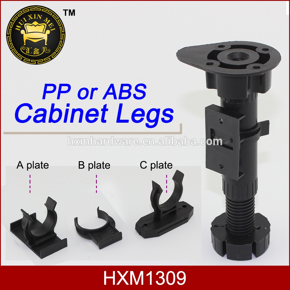 Adjustable Plastic Legs For Kitchen Cabinets