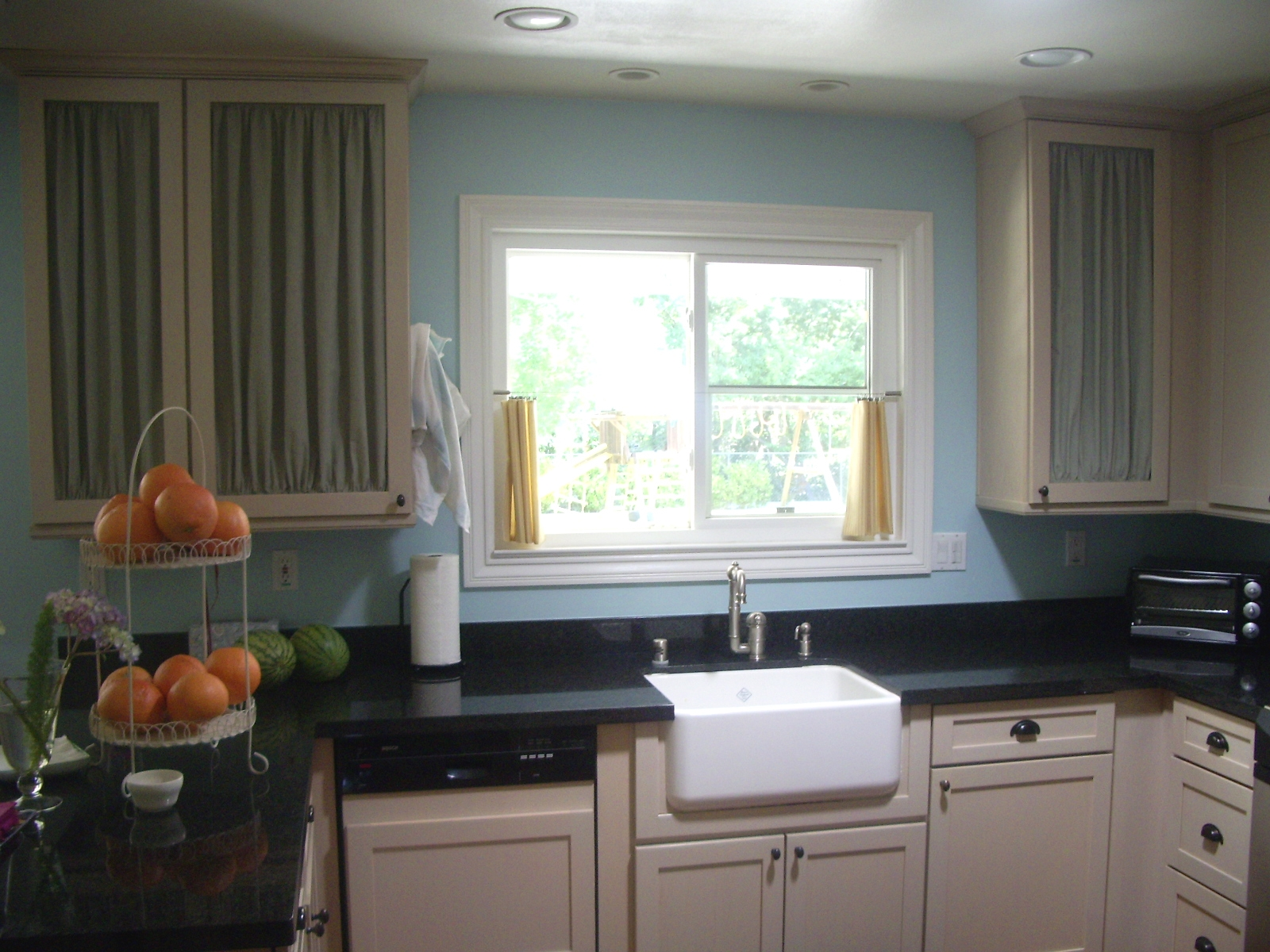 Curtains For Open Kitchen Cabinets