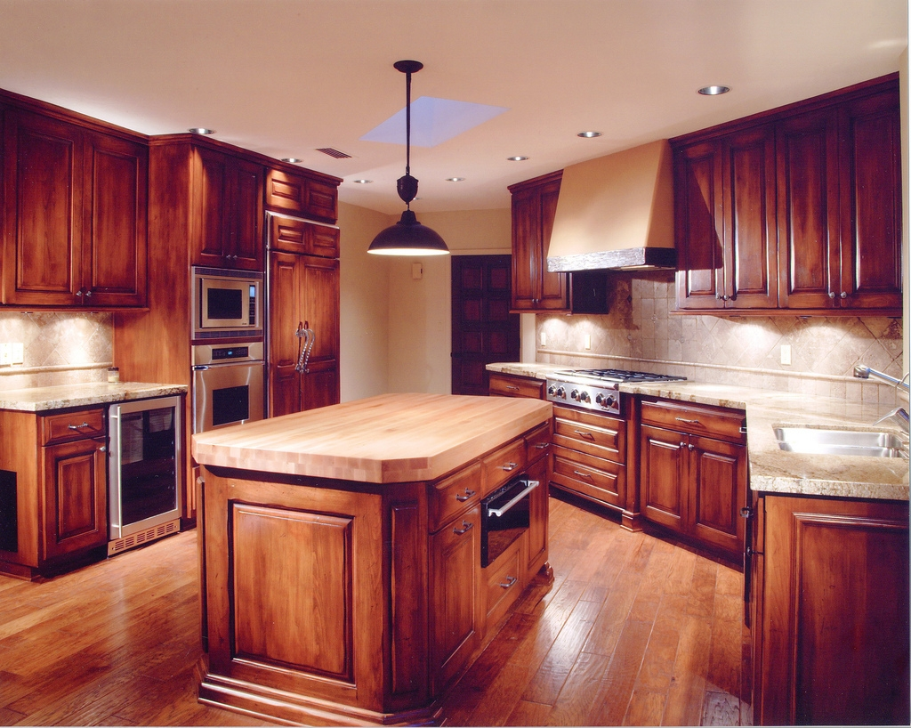 Images Of Custom Kitchen Cabinets
