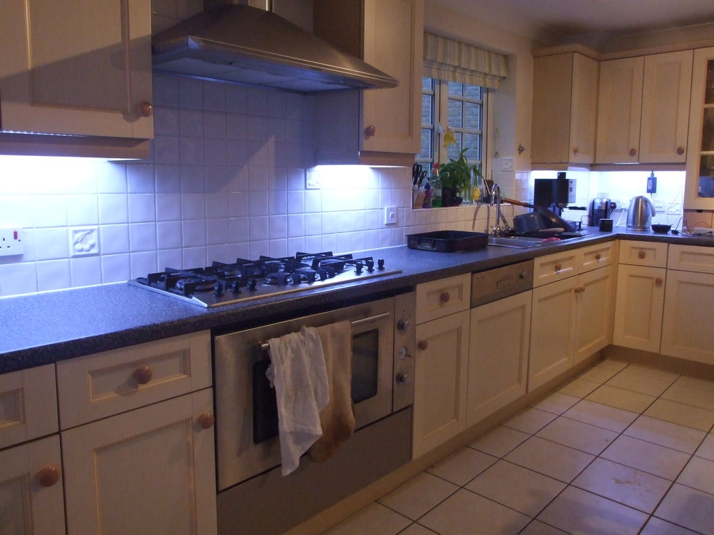 Permalink to Kitchen Under Cabinet Lighting Led