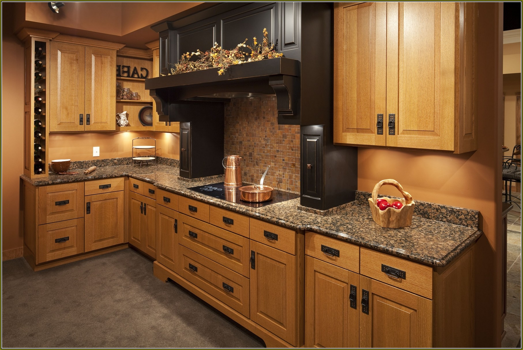 Mission Style Kitchen Cabinets Plans