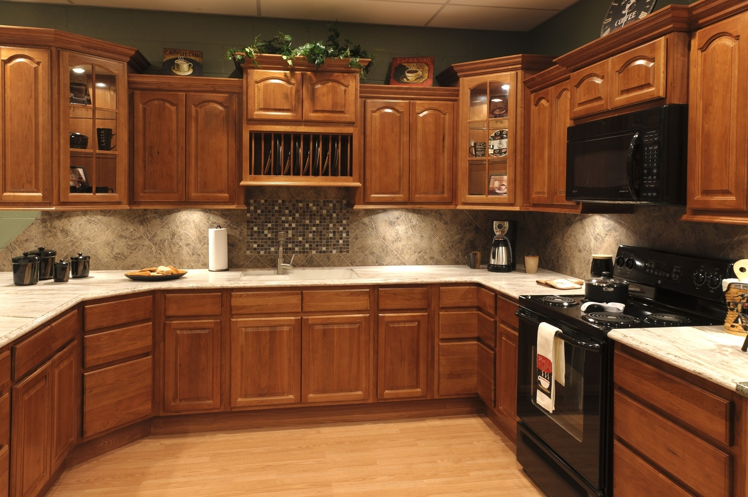 Pics Of Beautiful Kitchen Cabinets