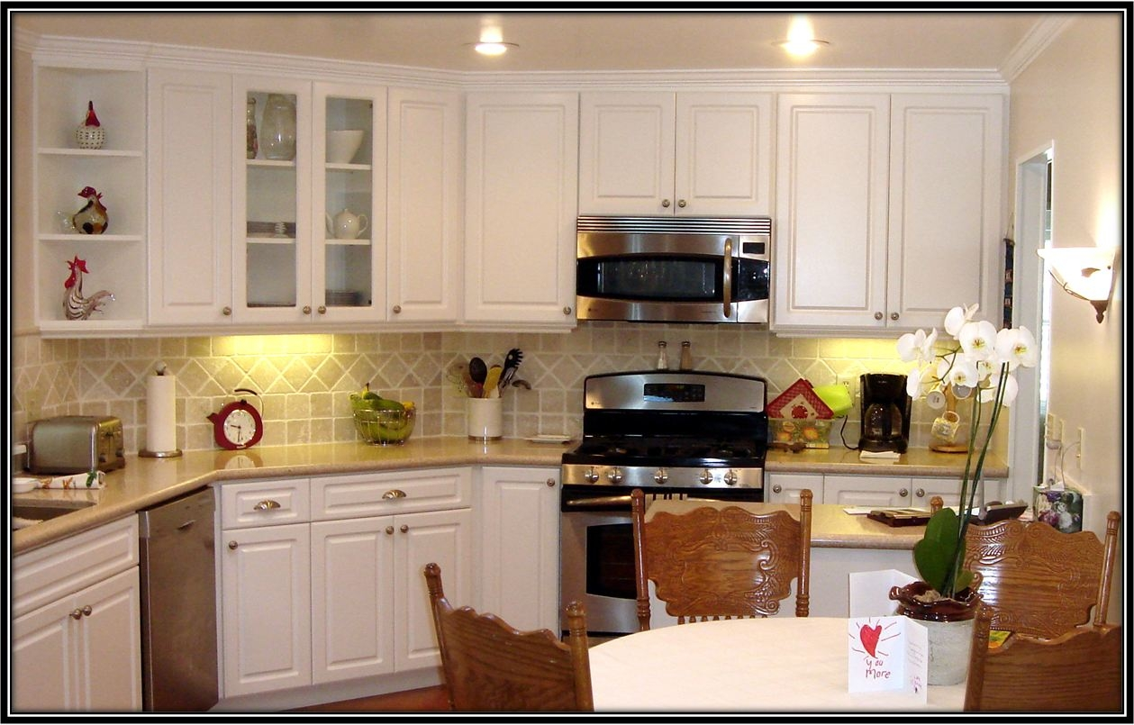 Refaced Kitchen Cabinets Pictures
