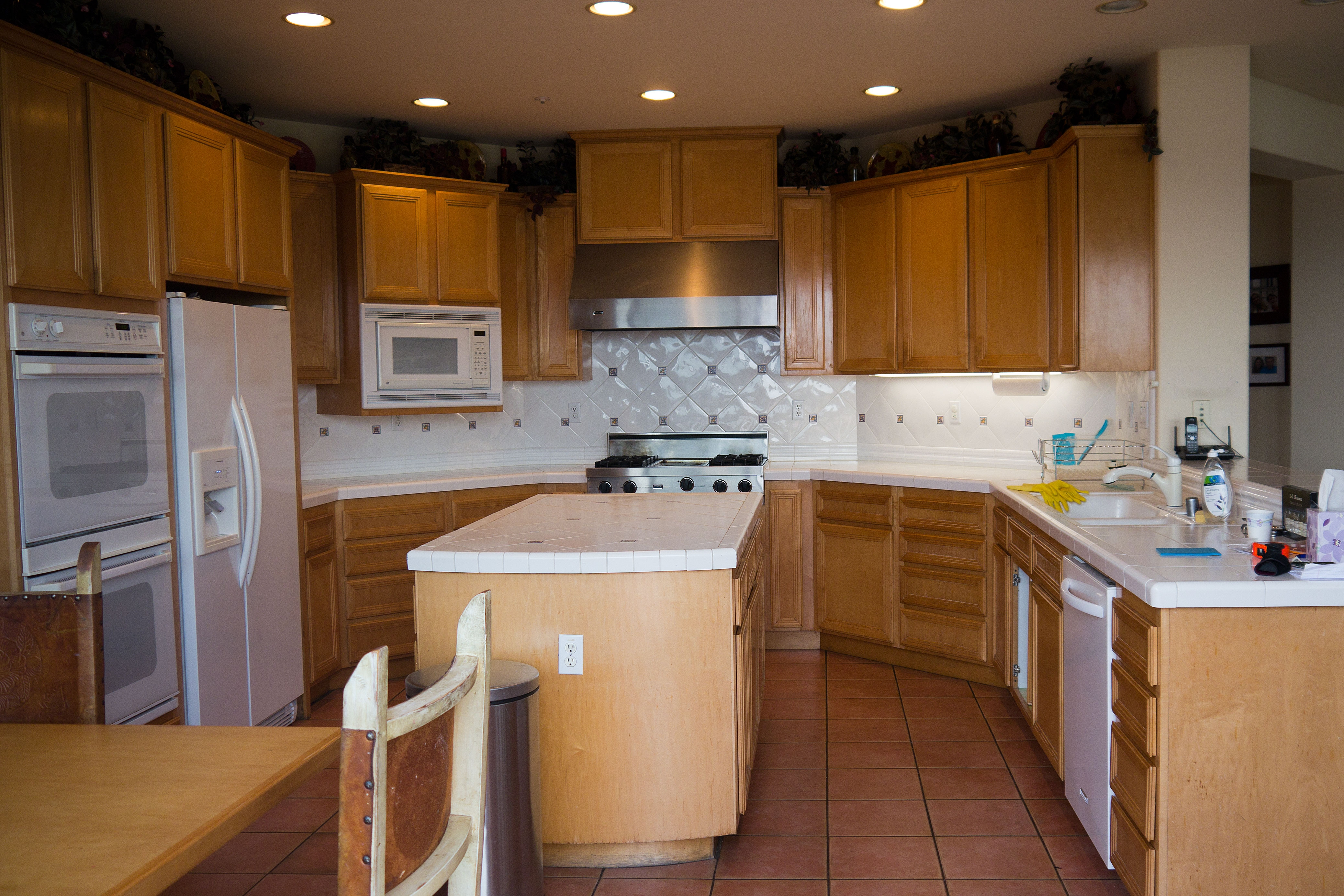 Repairing Kitchen Cabinets Finishes
