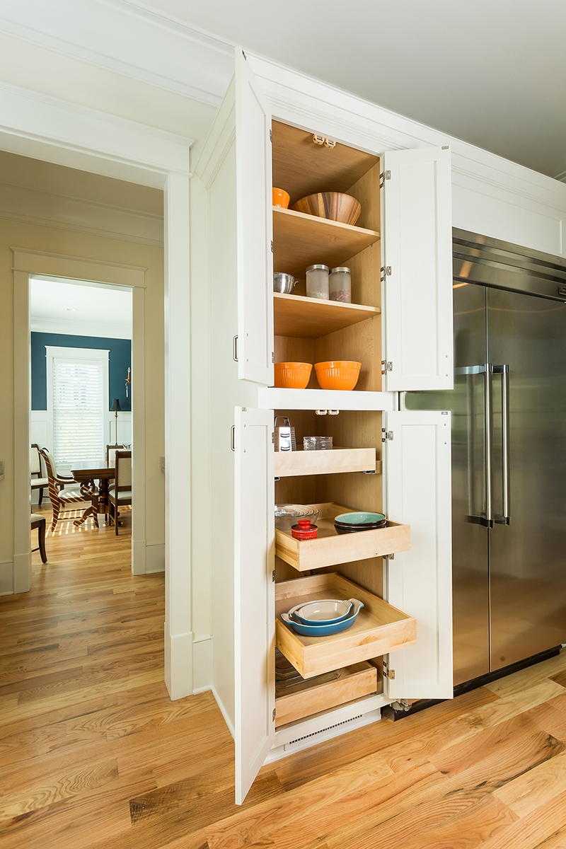 Tall Utility Kitchen Cabinet