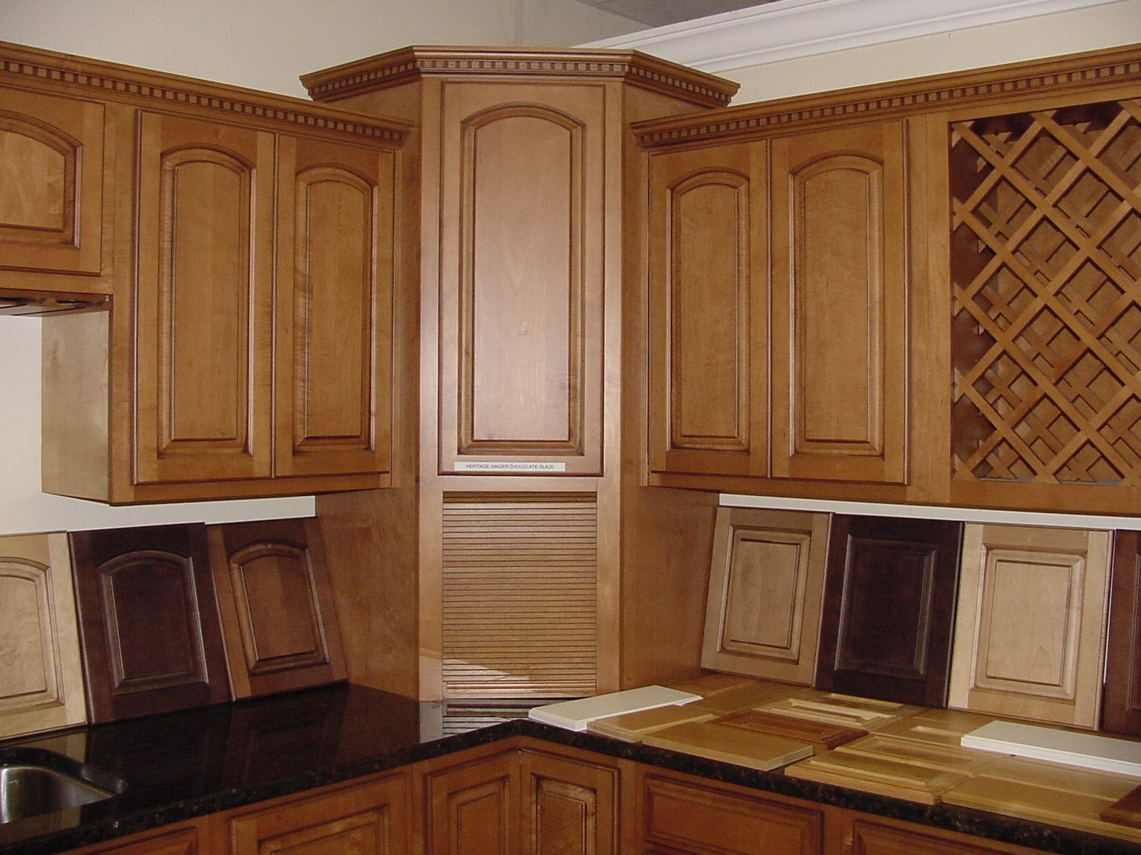 Permalink to Upper Corner Kitchen Cabinet Storage Ideas