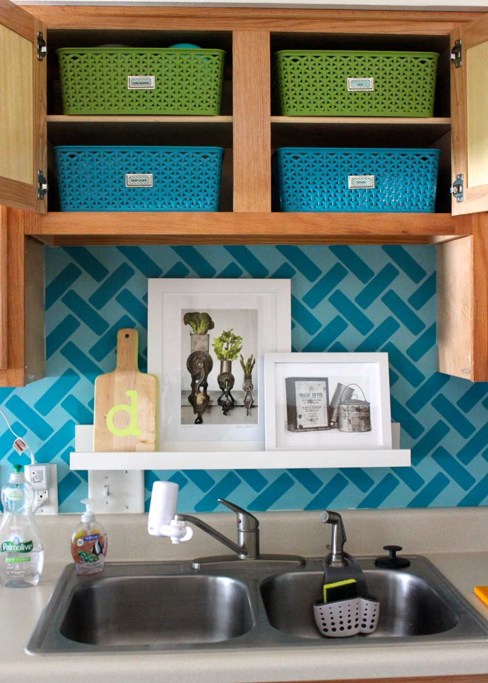 Permalink to Upper Kitchen Cabinet Organization Ideas