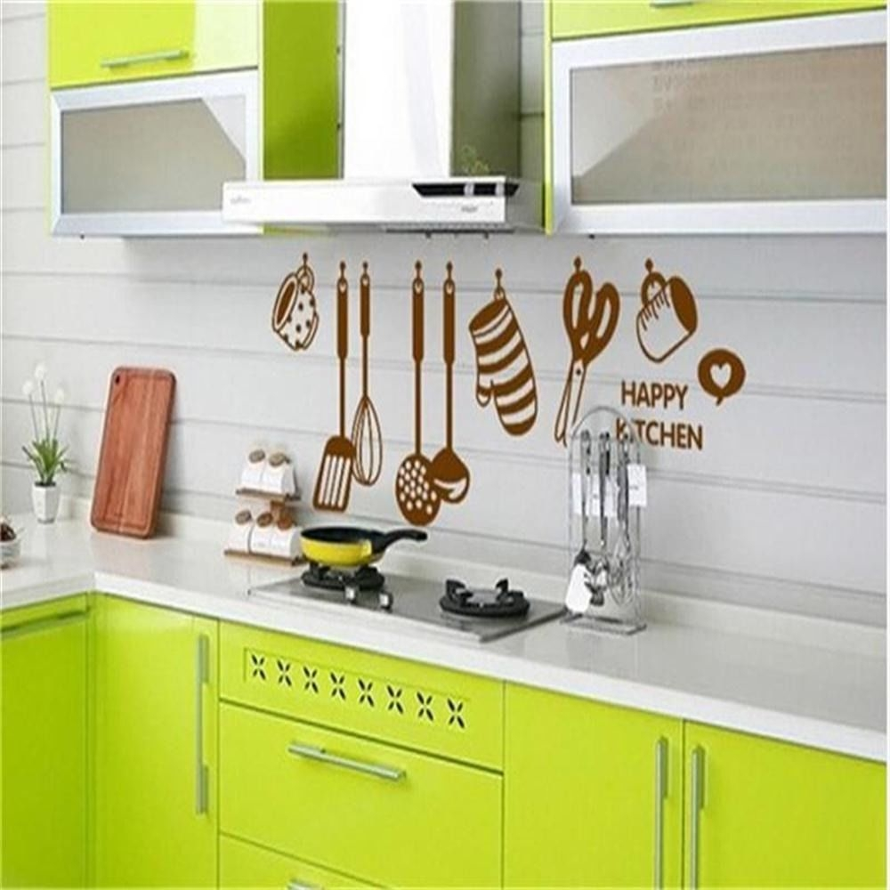 Vinyl Stickers For Kitchen Cabinets