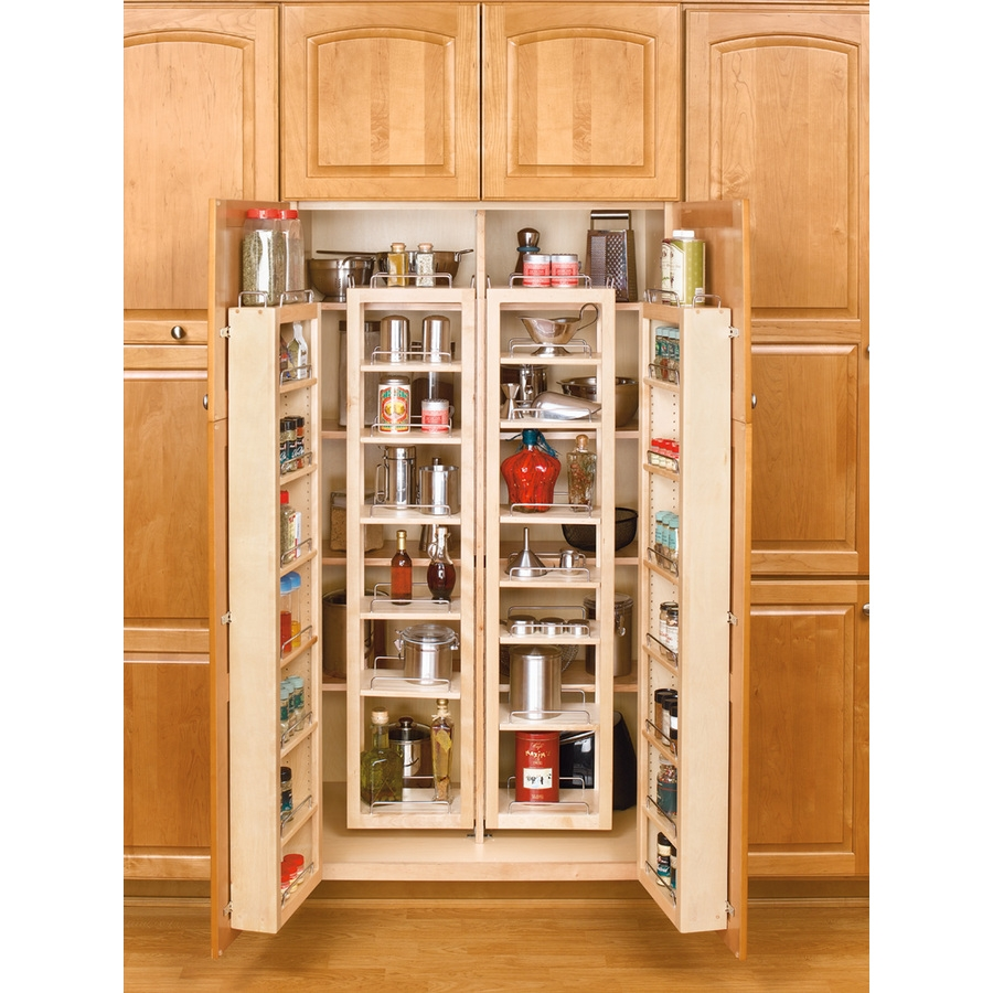 Permalink to 2 Door Kitchen Pantry Cabinet